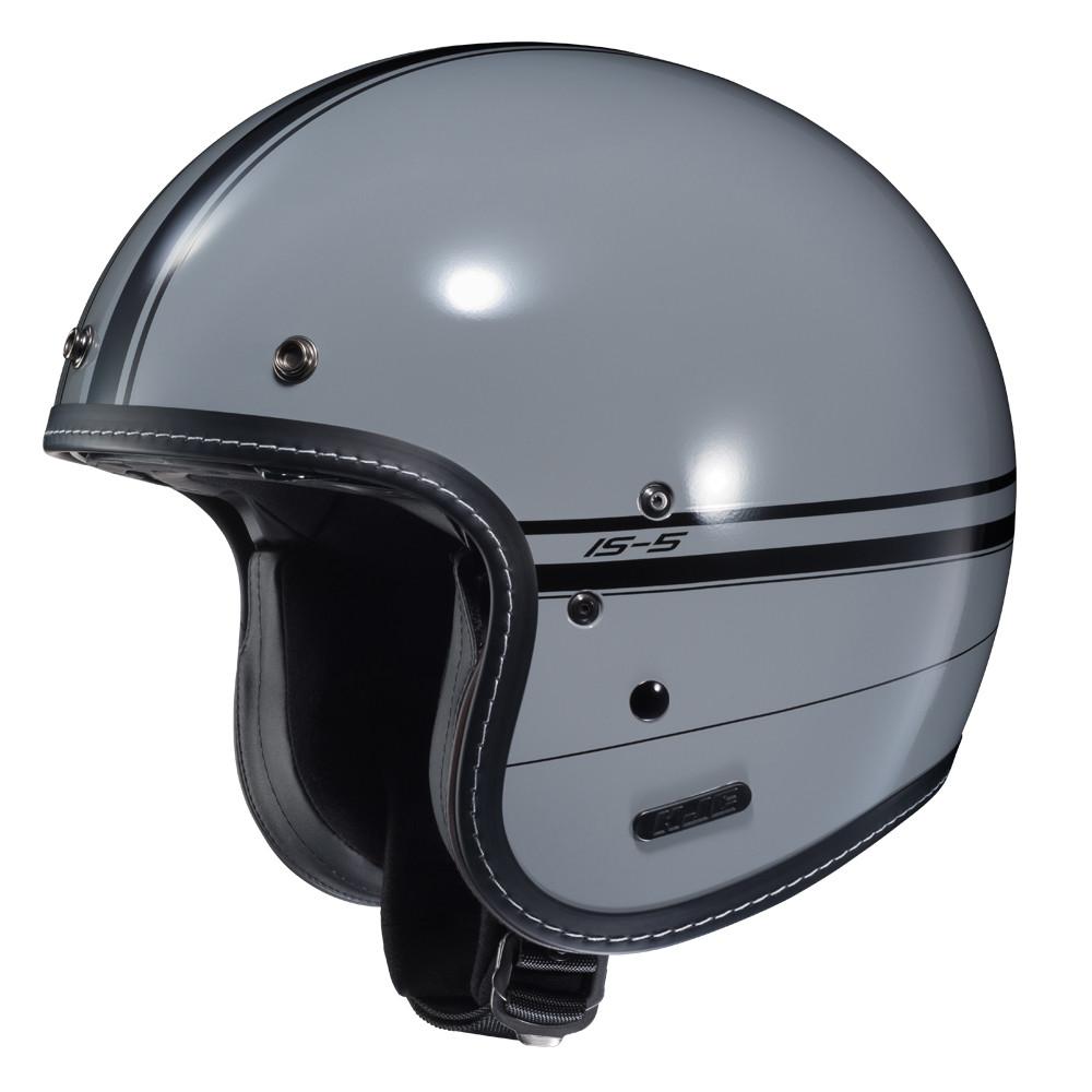 HJC IS-5 Ladon Open Face Helmet For Men