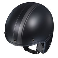 HJC IS-5 Ladon Open Face Helmet For Men Black Main View