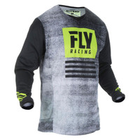 Fly Racing Dirt Youth Kinetic Noiz Jersey