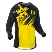 Fly Racing Dirt Kinetic Rockstar Jersey