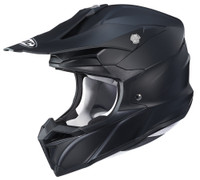 HJC i 50 Solid & Semi-Flat Full Face Helmet For Men Matte Black View