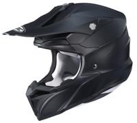 HJC i 50 Solid & Semi-Flat Full Face Helmet For Men Matte Black View