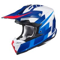 HJC i 50 Argos Full Face Helmet For Men Blue View