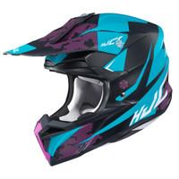 HJC i 50 Tona Full Face Helmet For Men Astana View