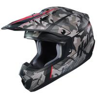 HJC CS-MX II Sapir Full Face Helmet For Men Red View