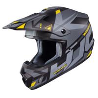 HJC CS-MX II Madax Full Face Helmet For Men Gray View