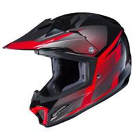 HJC CL-XY II Youth Argos Full Face Helmet Red View
