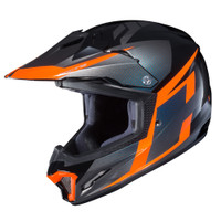HJC CL-XY II Youth Argos Full Face Helmet Orange View
