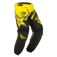 Fly Racing Dirt Kinetic Rockstar Pants