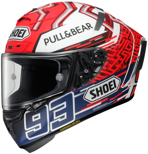 Shoei X-14 Marquez 5 Full Face Helmet For Men