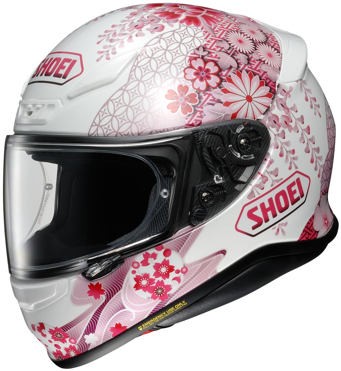 Shoei Rf 1200 Harmonic Full Face Helmet For Women S
