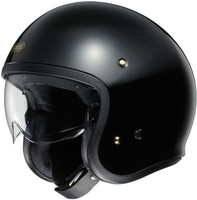 Shoei Jay·Oh Solid Full Face Helmet For Men