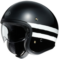 Shoei Jay·Oh Sequel Open Face Helmet