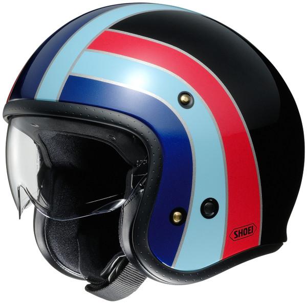 Shoei Jay·Oh Nostalgia Open Face Helmet