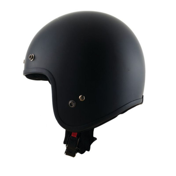 Zox Z-OF10 Carbon Fiber Open Face Helmet For Men