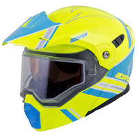 Scorpion EXO-AT950 Teton Helmet - Dual Lens
