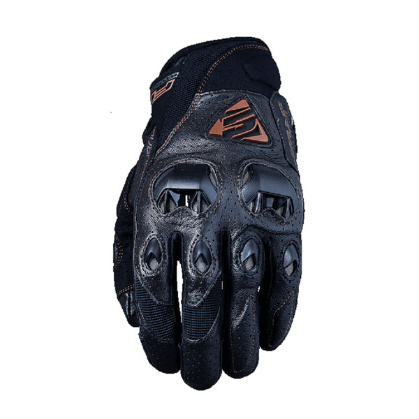 Five Stunt EVO Leather Air Glove For Men's