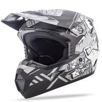GMax MX-46Y Off-Road Hooper Helmet