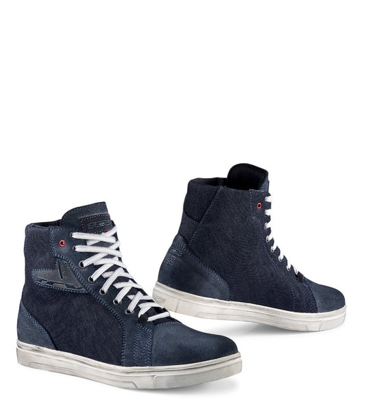 TCX Street Ace Denim Commuting Trend Hot Climate Boots