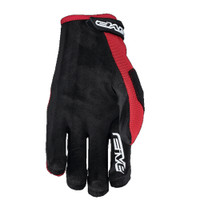 Five MXF3 Off Road Motocross Gloves Red Palm View