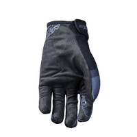 Five MXF4 Motocross Off Road Gloves Black Palm View