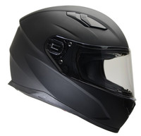 Vega Ultra Street Full Face Helmet Matte Black View