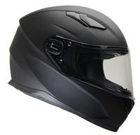 Vega Ultra Street Full Face Helmet Matte Black View