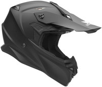 Vega V-Flo Off Road Helmets For Men's Matte Black View