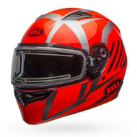 Bell Qualifier Blaze Snow Helmet Electric Shield