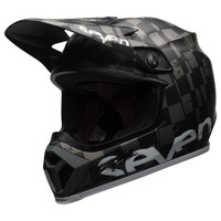 Bell MX-9 MIPS Seven Checkmate Helmet