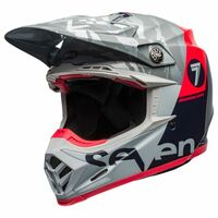 Bell Moto-9 Carbon Flex Seven Zone Helmet