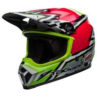 Bell MX-9 MIPS Tagger Asymmetric Helmet