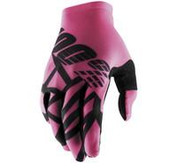 100% Men Off Road Celium 2 Gloves Pink View