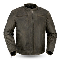 First Classics Drifter Leather Jacket For Men