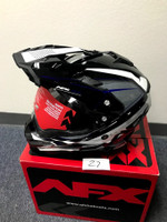 AFX Helmet FX-41DS Blue XS For Men