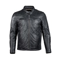 Cortech The Idol Traditional Premium Leather Jacket