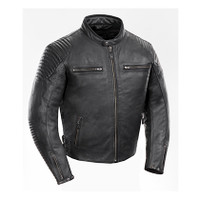 Joe Rocket Sprint TT  Leather Jacket