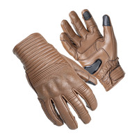 Cortech The Bully Leather Short Cuff Gloves