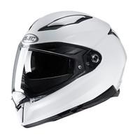 HJC F70 Solid & Semi-Flat Helmet