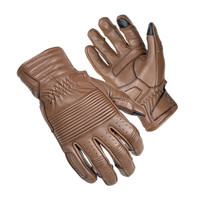 Cortech The Associate Leather Mid-Length Cuff Gloves