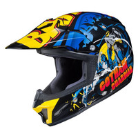 HJC CL-XY II Youth Batman Helmet