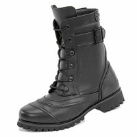Lady Combat Boot Black