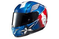 HJC RPHA 11 Pro Captain America Helmet