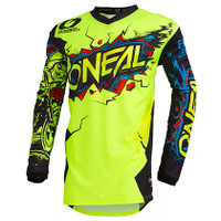Oneal Racing Men Element Villain Neon Jersey