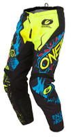 Oneal Racing Men Element Villain Neon Pant