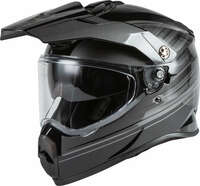 G-Max AT-21 Adventure Raley Helmet For Adult