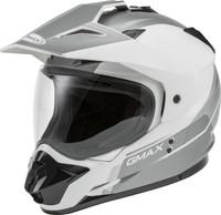G-Max GM11 Dual Sport Scud  Helmet