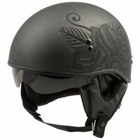 G-Max GM65 Naked Devotion Helmet