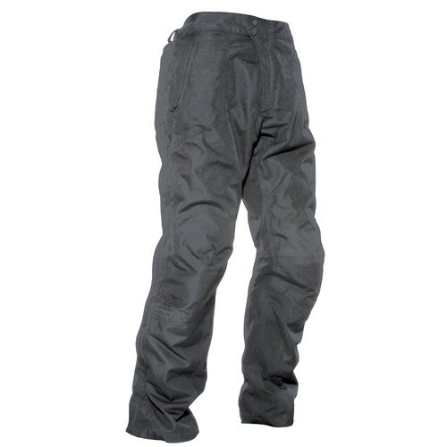 Joe Rocket Ballistic 7.0 Pant Black Front Side View