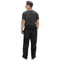 Viking Cycle Saxon Motorcycle Trousers for Men Full Back View